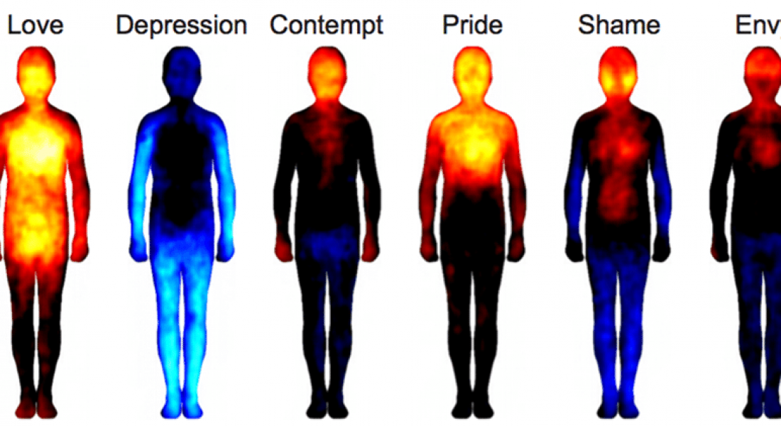 Linked through Emotions: the technique of Body Mapping